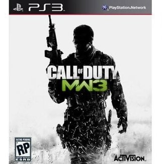 Game Ps3 Call Of Duty Mw3