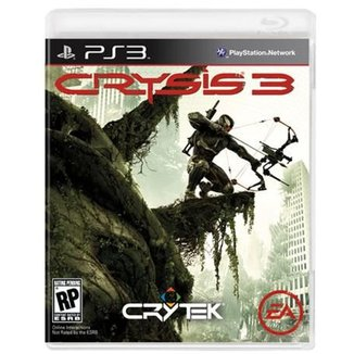 Game Ps3 Crysis 3