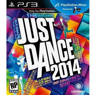Game Ps3 Just Dance 2014 Versao Portugues