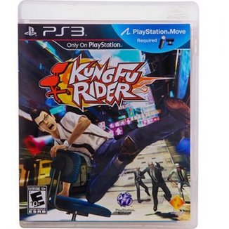 Game Ps3 Kung Fu Rider
