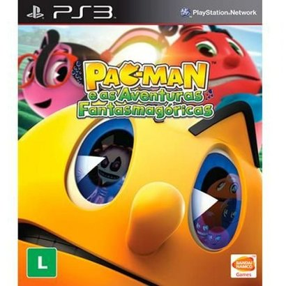 Game Ps3 Pac-Man And The Ghostly Adventures game ps3 pac-man and the ghostly adventures...