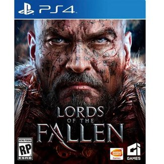 Game Ps4 Lords Of The Fallen