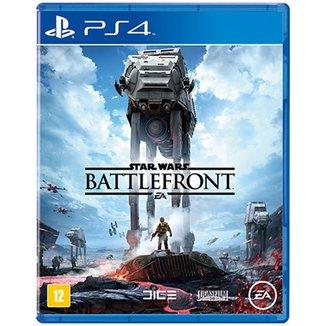Game Ps4 Star Wars: Battlefront