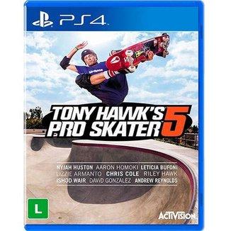 Game Ps4 Tony Hawk´S Pro Skater