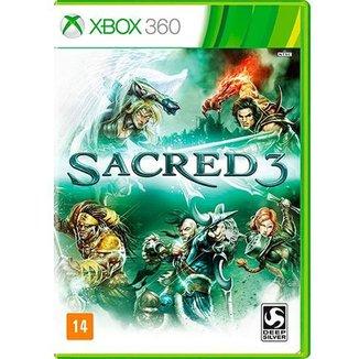 Game Xbox 360 Sacred 3