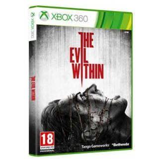 Game Xbox 360 The Evil Within