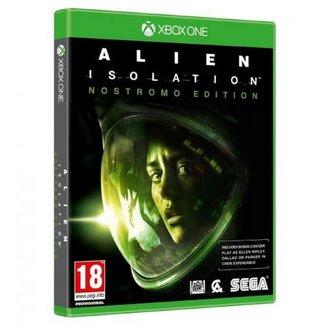 Game Xbox One Alien Isolation Nostromo Edition