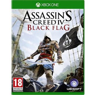 Game Xbox One Assassin's Creed Iv