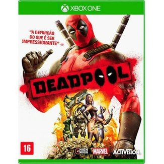 Game Xbox One Deadpool