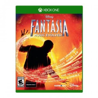 Game Xbox One Disney Fantasia Music Evolved