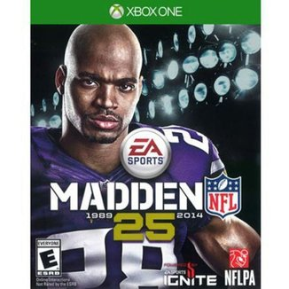 Game Xbox One Madden Nfl 25 - 2014