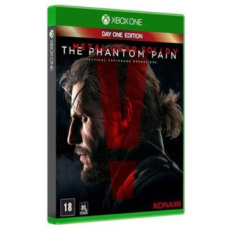 Game Xbox One Metal Gear Solid V: The Phantom Pain Day One
