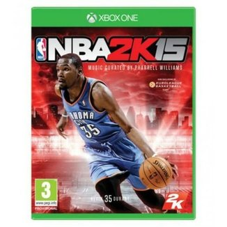 Game Xbox One Nba 2K15