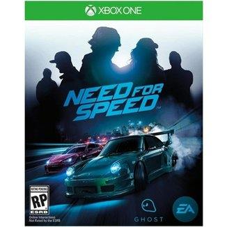 Game Xbox One Need For Speed 2015