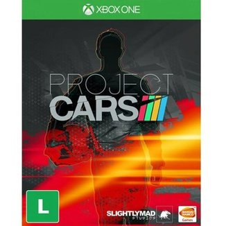 Game Xbox One Project Cars