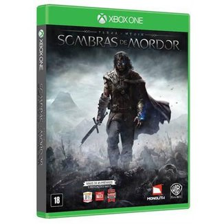 Game Xbox One Terra-Media Sombras De Mordor