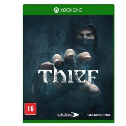 Game Xbox One Thief - Unissex - Azul