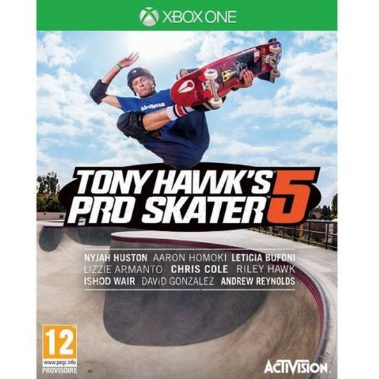 Game Xbox One Tony Hawk´S Pro Skater 5 - Incolor