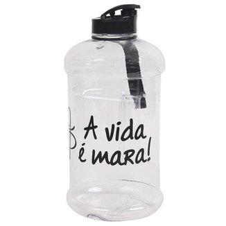 Garrafa 2,2 Litros Gabriela Pugliesi Dmw Transparente