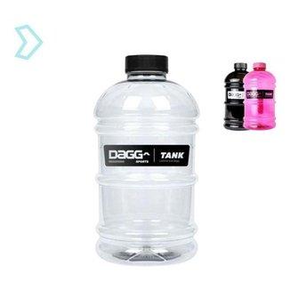 Garrafa Galão de Água Dagg Tank 2 Litros Squeeze Academia Treino