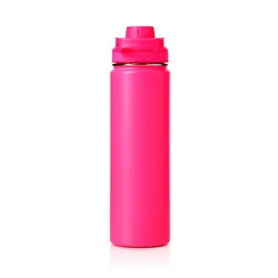 Garrafa Térmica Hydra Pink 650ml Pacco - Rosa