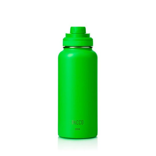 Garrafa Térmica Hydra Verde 950ml Pacco - Verde