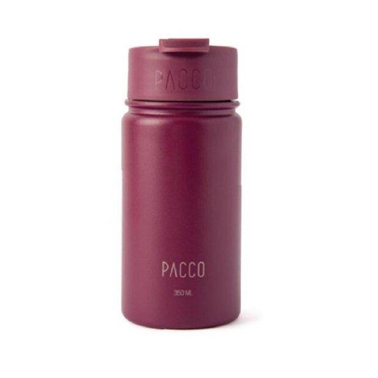 Garrafa Térmica Tumbler Vinho com Infusor 350ml Pacco - Vinho