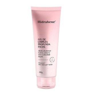 Gel de Limpeza Facial Hidrabene – Gel de Limpeza Profunda Facial 120g