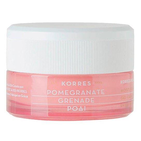 Gel Hidratante Facial Antioleosidade Korres Pomegranate 40ml - Incolor
