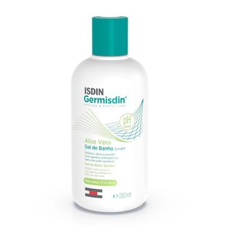 Gel Higienizador para Mãos ISDIN – Germisdin Aloe Vera 250ml