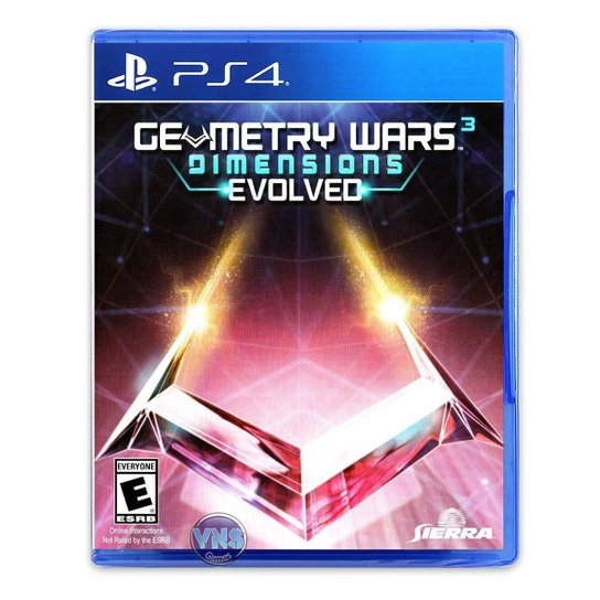 Geometry Wars - Incolor
