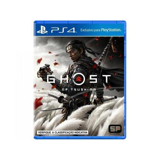 Ghost of Tsushima para PS4 - Azul