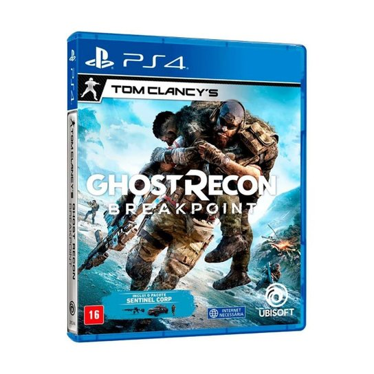 Ghost Recon Breakpoint Ps4 - Incolor