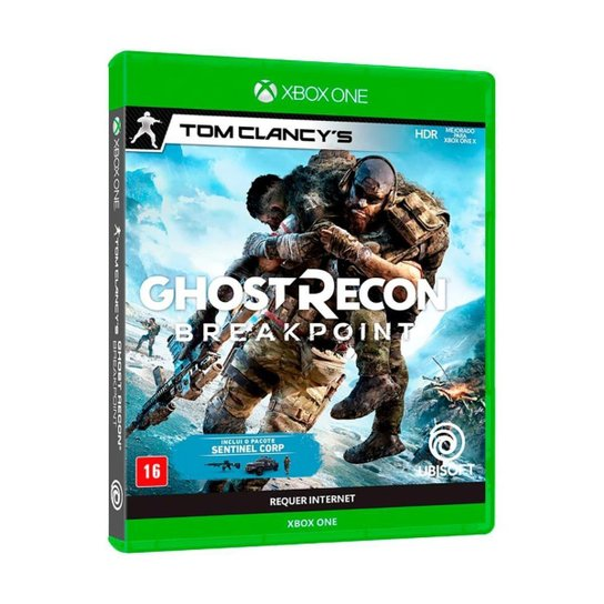 Ghost Recon Breakpoint Xone - Incolor