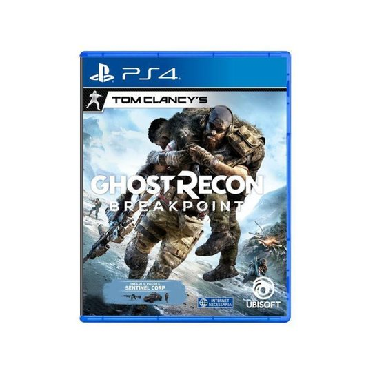 Ghost Recon: Breakpoint para PS4 - Incolor