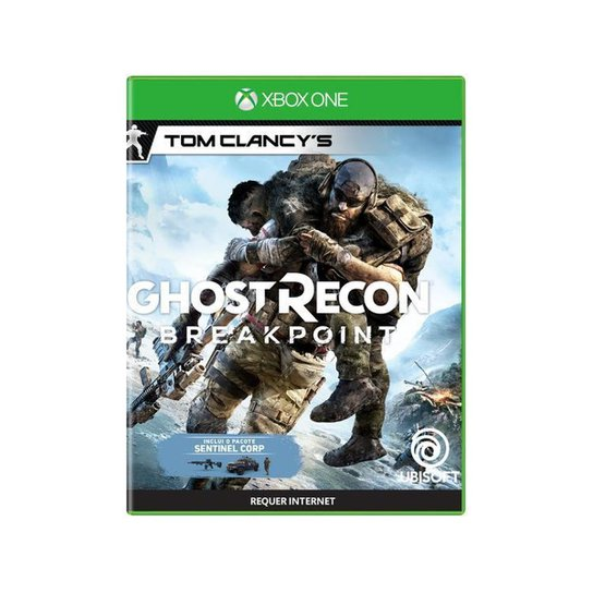 Ghost Recon: Breakpoint para Xbox One - Incolor