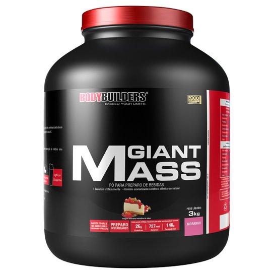 Giant Mass 3 kg - Bodybuilders -