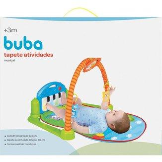 Ginásio De Atividades Com Piano Buba Baby