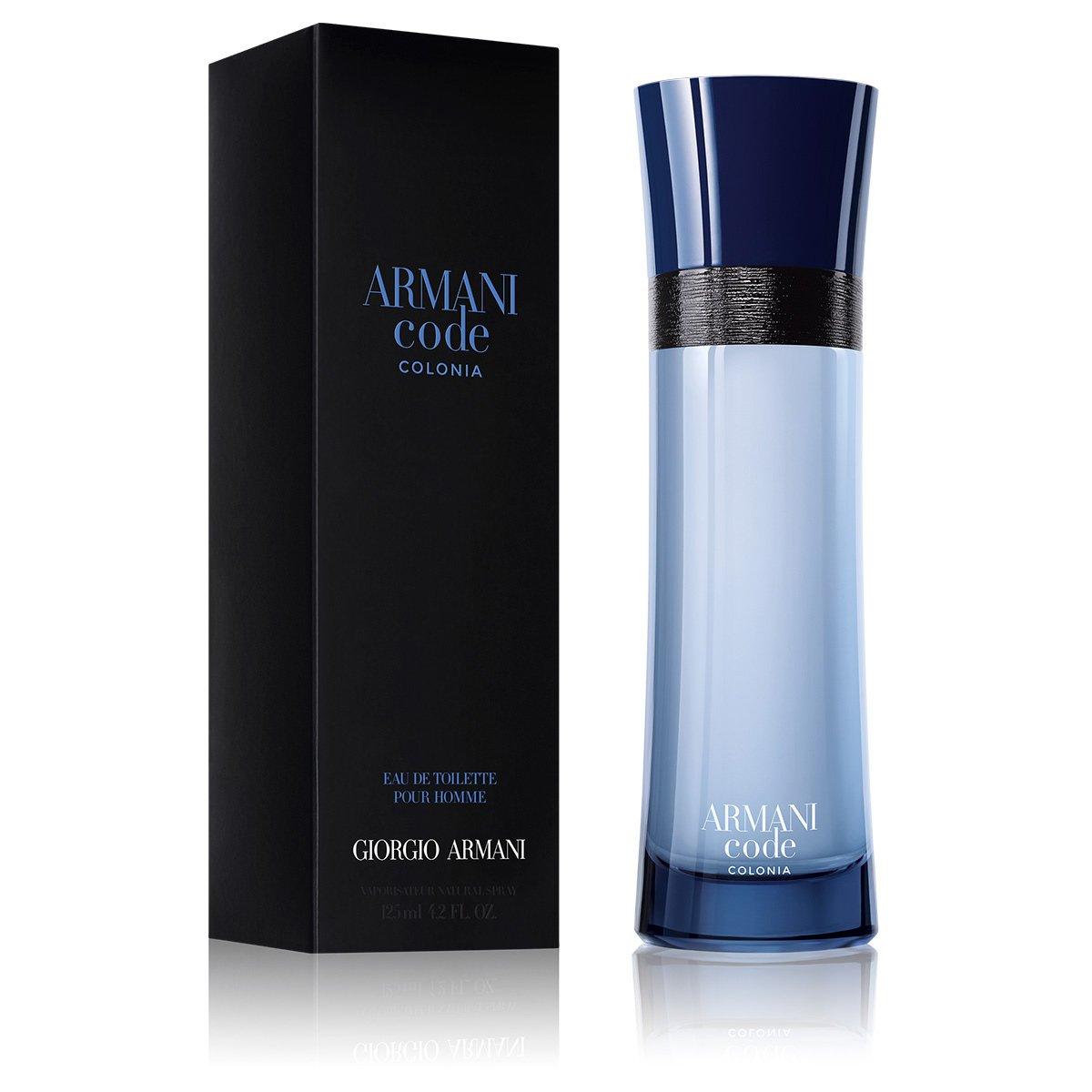 033ccd6b1dd Giorgio Armani Perfume Masculino Armani Code Colonia 125ml - Incolor -  Compre Agora