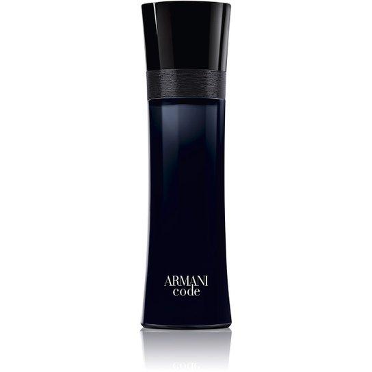 Giorgio Armani Perfume Masculino Armani Code Homme EDT 125ml - Incolor