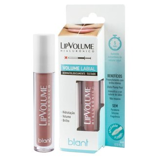 Gloss Labial Blant - Lip Volume Nude