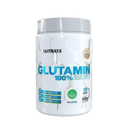 Glutamin 100% Imuno (500g) - Nutrata