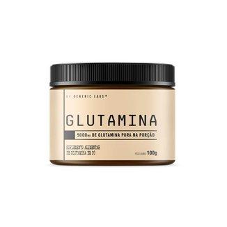Glutamina (100g) - Generic Labs