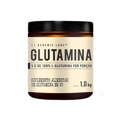 Glutamina (1Kg) - Generic Labs