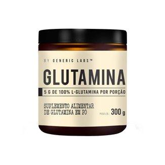 Glutamina (300G) - Generic Labs
