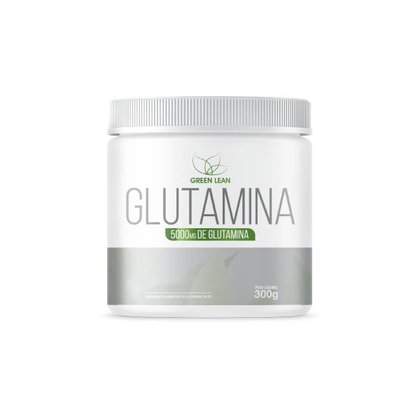 GLUTAMINA (GLUTAMINA (300G) - GREEN LEAN ) - GREEN LEAN