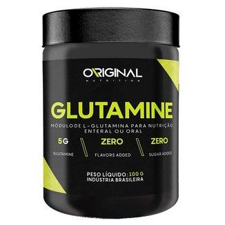 Glutamina 100% Pure 100G  Original Nutrition