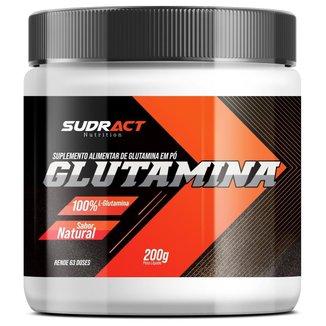 Glutamina 200g Sudract