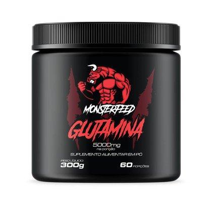 Glutamina 300G - Monsterfeed