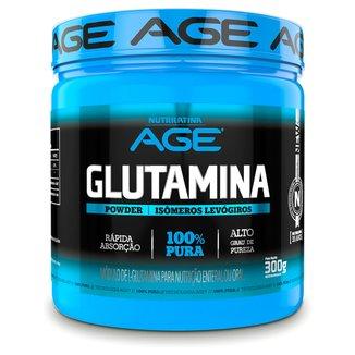 Glutamina Age 300g - Nutrilatina